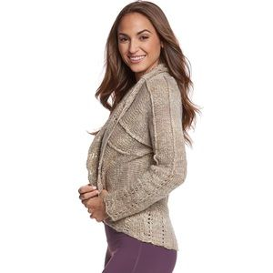 prAna Rosewood Yoga Wrap Small